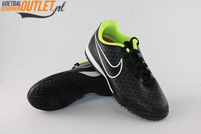 Nike Magista Onda zwart kunstgrasschoenen voor- en onderkant (651657-017)
