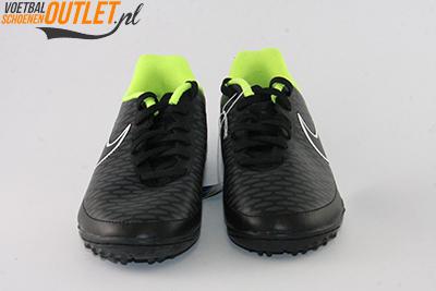 Nike Magista Onda zwart kunstgrasschoenen voorkant (651657-017)