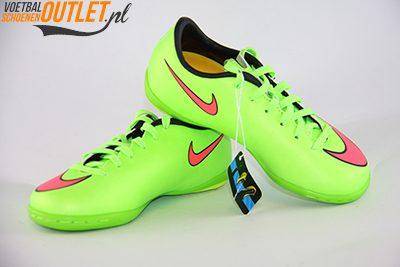 Nike Mercurial Victory groen kids (IC)