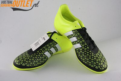 Adidas Ace 15.3 zaal zwart geel