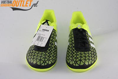 Adidas Ace 15.3 zaal zwart geel voorkant (B27025)
