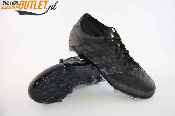 Adidas Ace 16.2 zwart voor- en onderkant (AQ3449)