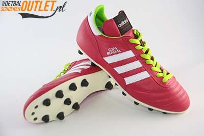 Adidas Copa Mundial roze voor- en onderkant (M22353)