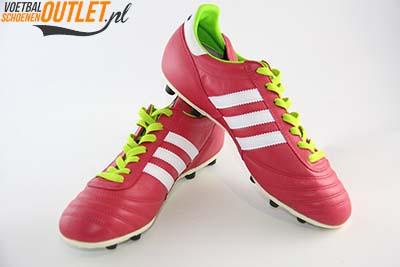 Adidas Copa Mundial roze voor- en zijkant (M22353)