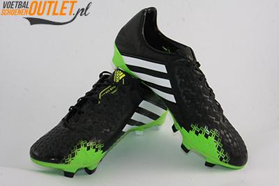 Adidas Predator LZ TRX zwart groen voor- en zijkant (Q21664)