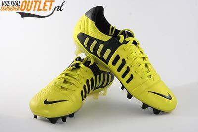 Nike CTR360 Maestri III geel