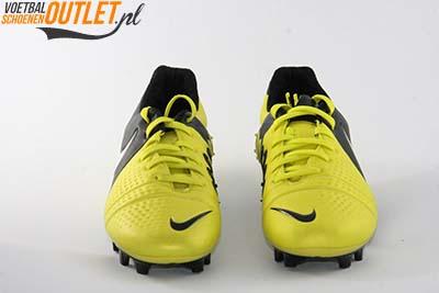 Nike CTR360 Maestri III geel voorkant (525166-710)