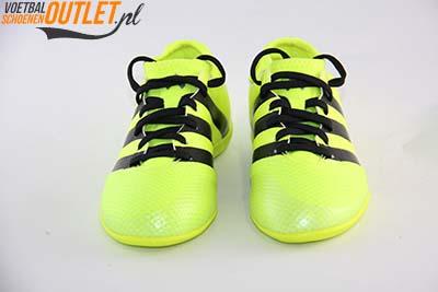 Adidas Ace 16.3 geel kids (IC) voorkant (AQ3425)