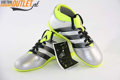 Adidas Ace 16.3 zilver kids (IC)