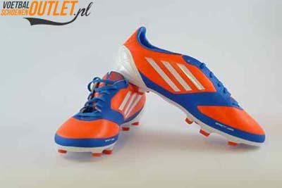 Adidas Adizero F30 blauw oranje wit kids