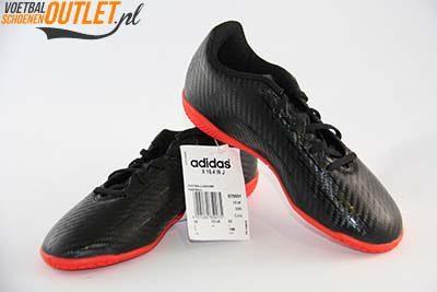 Adidas X 16.4 zwart kids (IC)