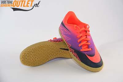 Nike Hypervenom Phelon paars kids (IC) voor- en onderkant (749920-845)
