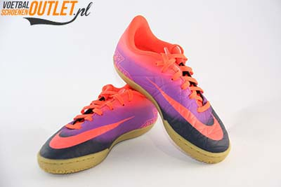 Nike Hypervenom Phelon paars kids (IC) voor- en zijkant (749920-845)