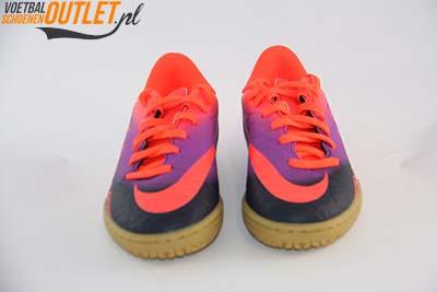 Nike Hypervenom Phelon paars kids (IC) voorkant (749920-845)