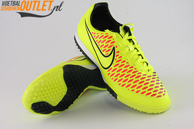 Nike Magista Onda geel (TF) voor- en onderkant (651549-770)