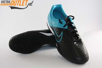 Nike Magista Onda zwart blauw (TF) voor- en onderkant (651549-004)