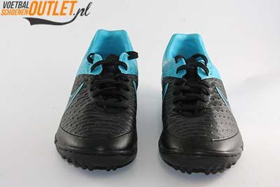Nike Magista Onda zwart blauw (TF) voorkant (651549-004)