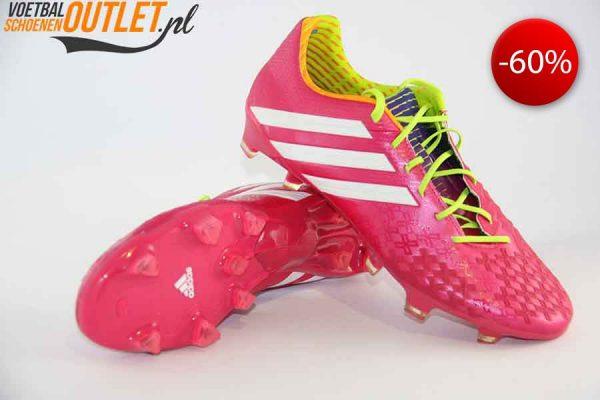 Adidas Predator LZ TRX roze voor- en onderkant (F32553)
