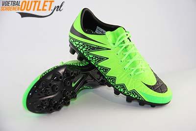 Nike Hypervenom Phinish groen (AG) voor- en onderkant (749900-307)