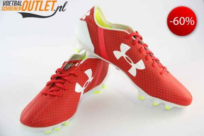Under Armour Speedform CRM rood