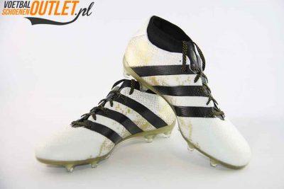 Adidas Ace 16.2 wit voor- en zijkant (AQ3452)