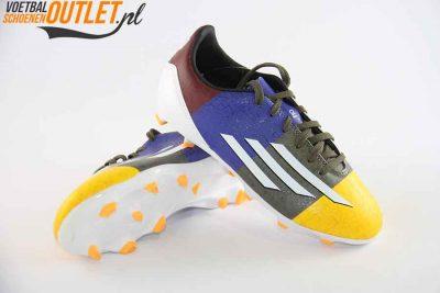Adidas Adizero F10 Messi kids voor- en onderkant (M21765)