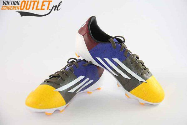 Adidas Adizero F10 Messi kids voor- en zijkant (M21765)