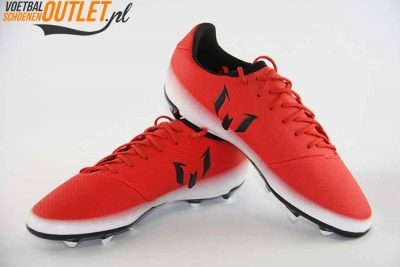Adidas Messi 16.3 rood kids