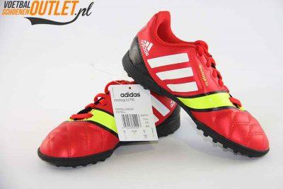 Adidas Nitrocharge 3.0 rood kids (TF)