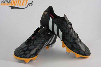 Adidas Predator Instinct zwart oranje schroefnop
