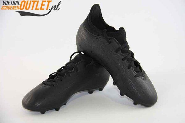 Adidas X 16.3 zwart voor- en zijkant (S79492)