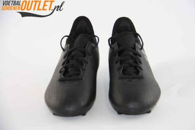 Adidas X 16.3 zwart voorkant (S79492)