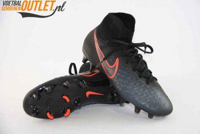Nike Magista Obra zwart kids met sok voor- en onderkant (844110-008)