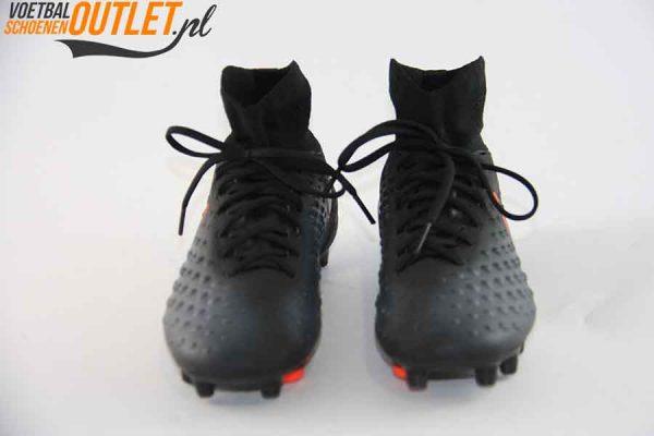 Nike Magista Obra zwart kids met sok voorkant (844110-008)