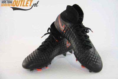 Nike Magista Obra zwart met sok