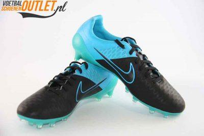 Nike Magista Opus blauw zwart voor- en zijkant (768890-004)