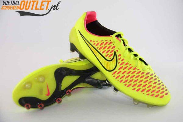 Nike Magista Opus geel voor- en onderkant (649230-770)