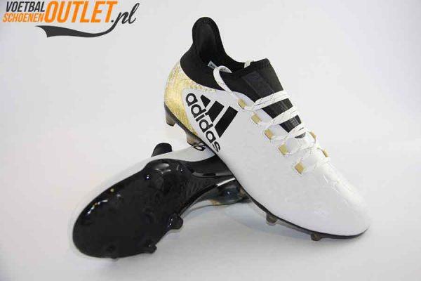 Adidas X 16.2 wit voor- en onderkant (AQ4308)