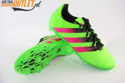 Adidas Ace 16.2 groen voor- en onderkant (AF5266)