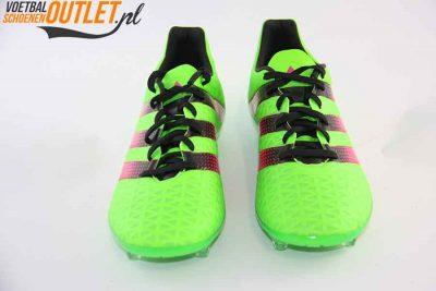 Adidas Ace 16.2 groen voorkant (AF5266)