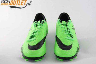 Nike Hypervenom Phelon groen zwart voorkant (749896-307)