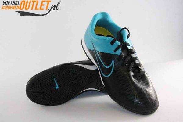 Nike Magista Onda zwart blauw kids voor- en onderkant (651655-004)