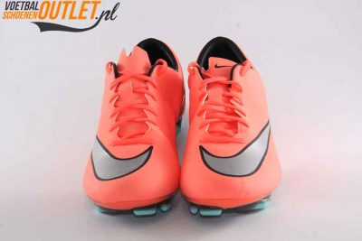 Nike Mercurial Vapor zalm voorkant (648553-803)