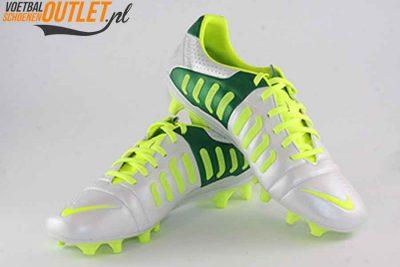 Nike CTR360 Trequartista III wit groen