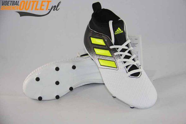 Adidas Ace 17.3 zwart wit kids voor- en onderkant (S77067)
