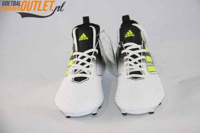 Adidas Ace 17.3 zwart wit kids voorkant (S77067)