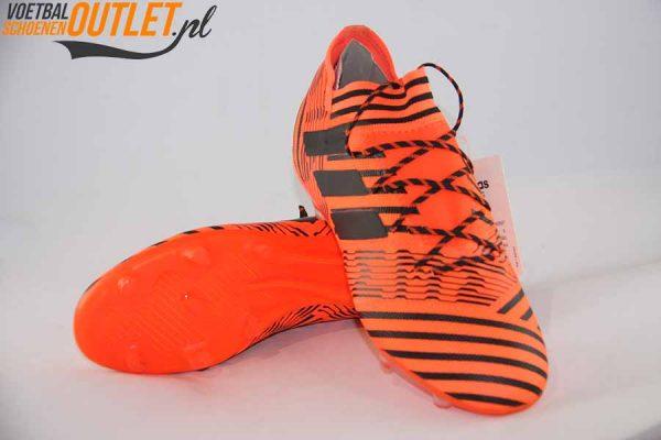 Adidas Nemeziz 17.2 rood voor- en onderkant (S80597)