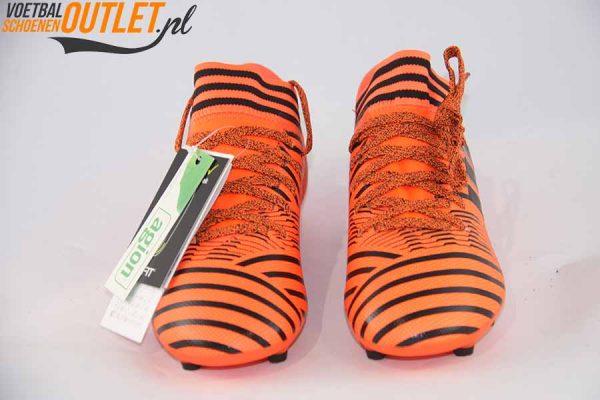 Adidas Nemeziz 17.3 rood kids voorkant (S82428)
