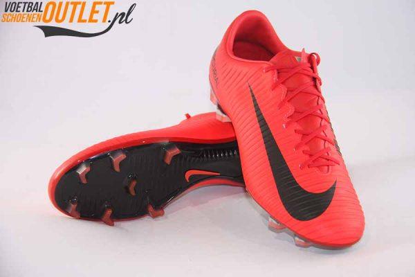 Nike Mercurial Veloce rood voor- en onderkant (847756-616)