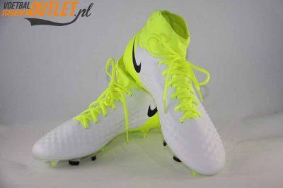 Nike Magista Orden wit geel met sok voor- en zijkant (843812-109)